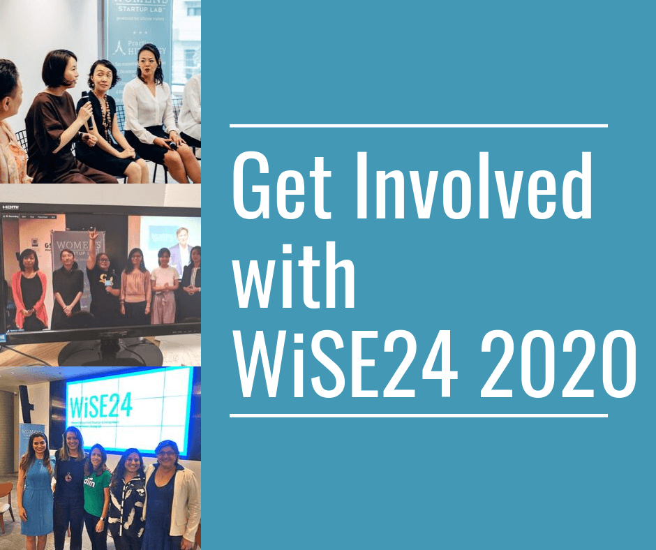 Get involved with Wise24 2020