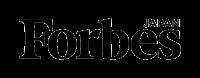201811_Forbes JAPAN logo_荳_蠑十Forbes-JAPAN_logo_Black